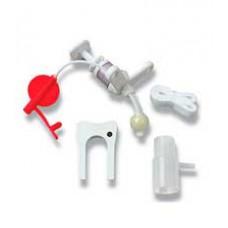 Трахеостомическая трубка педиатрическая , с пенной манжетой, 4,5 мм  (под заказ)