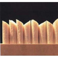 ПРО-ОФТА (тупферы) - диаметр 5 мм, длина 66 мм нестерильные, 500 шт/уп.