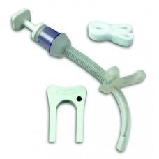 Трахеостомическая трубка 5,0 мм, Bivona FlexTend Plus, без манжеты, педиатрическая, удлиненная (под заказ)