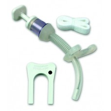 Трахеостомическая трубка 3,0 мм, Bivona FlexTend Plus, без  манжеты, педиатрическая, стандартная, прямой фланец (под заказ)