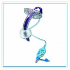 """Трахеостомическая трубка Blue Line Ultra 8,0 мм , с манжетой """"Софт Сеал"""", фенестрированная."""