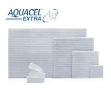 Аквасель Экстра с серебром (Aquacel Extra Ag)  5x5cm (10шт/уп)