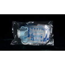 Мочеприемник на 2 л прикроватный с клапаном и сливом стерильный