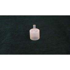 Cоединитель кислородный 22F-6мм.