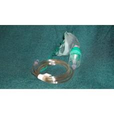 Набор для взрослых с распылителем ингаляционных растворов Cirrus 2, кислородной трубкой и аэрозольной маской Eco