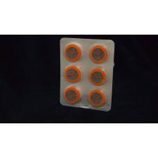 Фильтры Trachi-nase Plus оранжевые